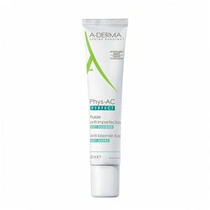 A-DERMA PHYS-AC PERFECTO ANTI-BLEMISH FLUIDO 40ML